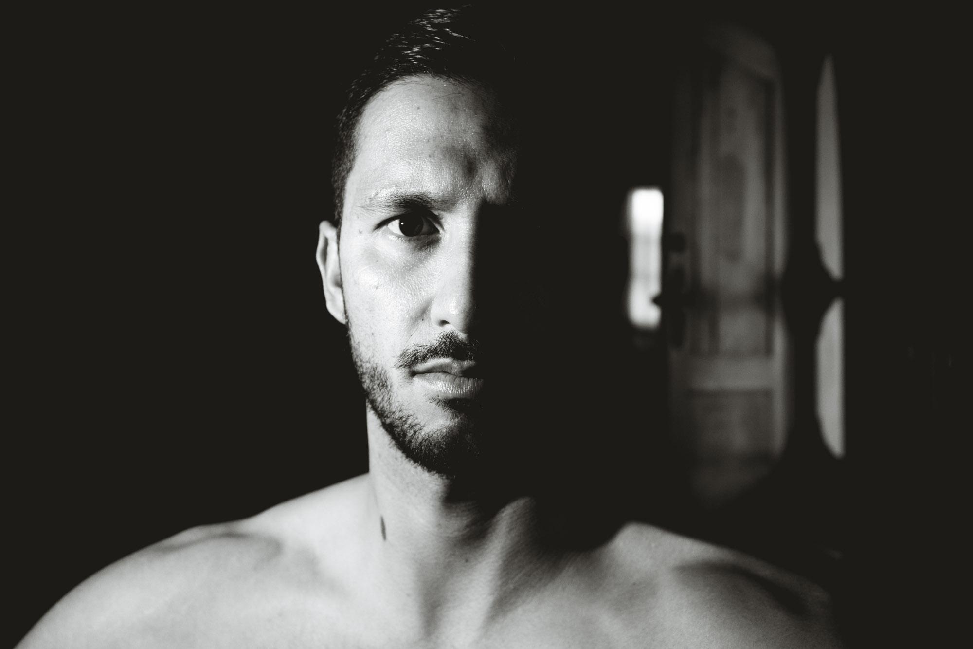 Daniel Meza Self Portrait
