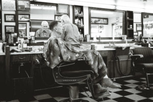 A Barber | Piece of the Past