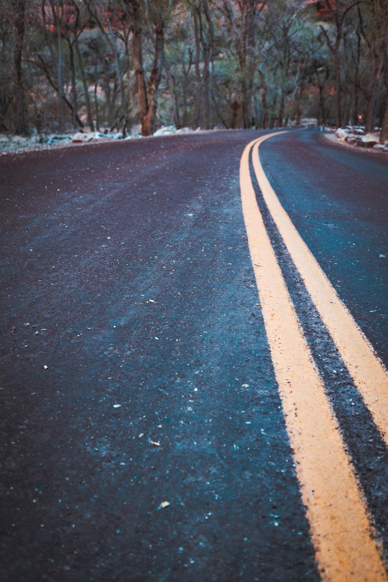 road-zion-national-park-utah