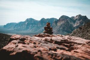 Hike through Red Rock Canyon