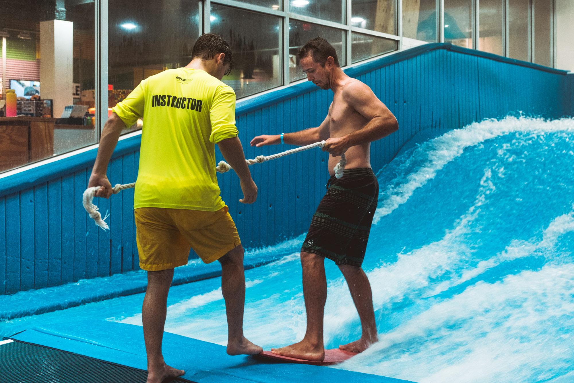 Ian Flowboarding
