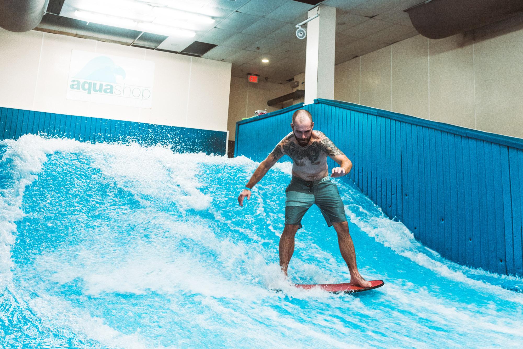 Bob Flowboarding